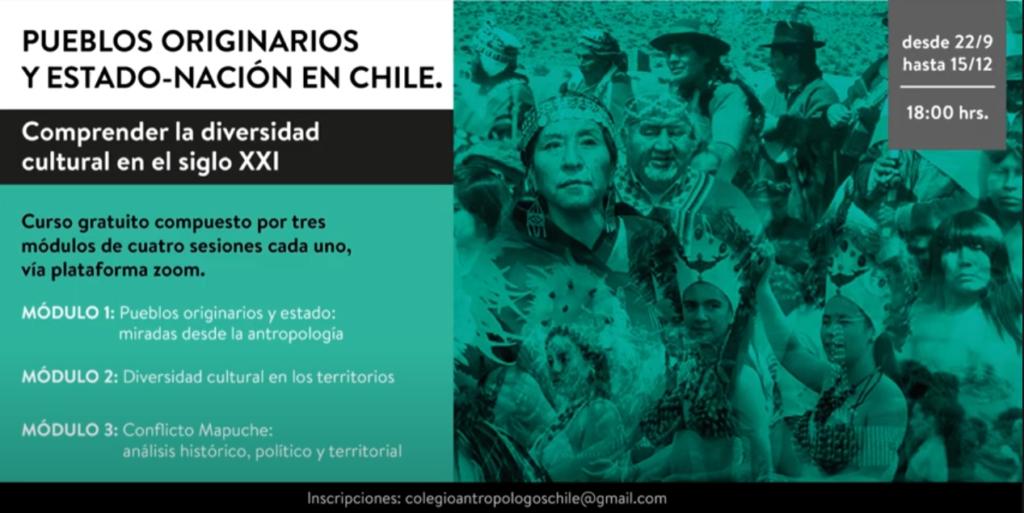 Sesión 4 / Módulo 3 – Curso «Pueblos Originarios y Estado-Nación en Chile».