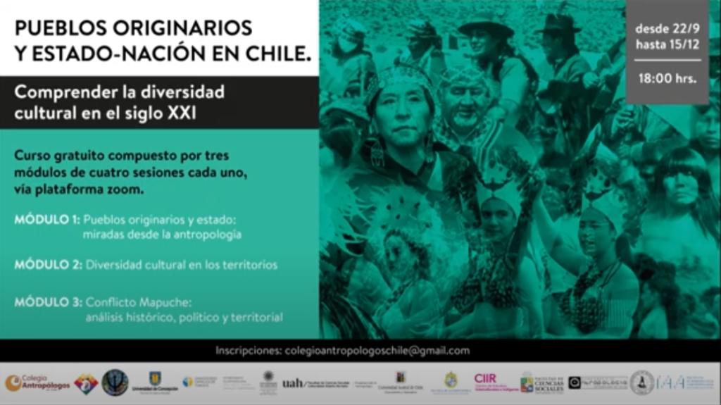 Sesión 1 / Módulo 3 – Curso «Pueblos Originarios y Estado-Nación en Chile»