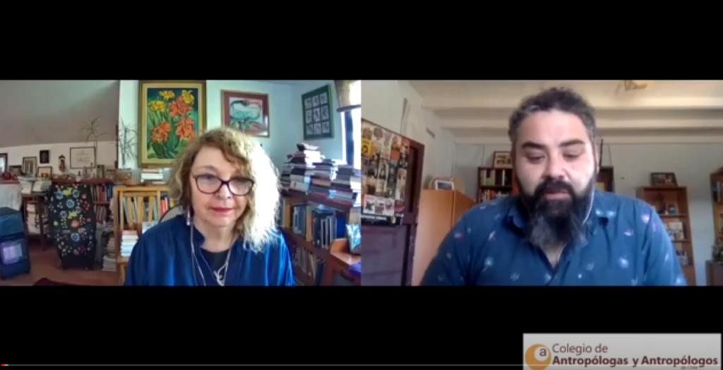 Conversando en el Colegio con Sonia Montecino Aguirre